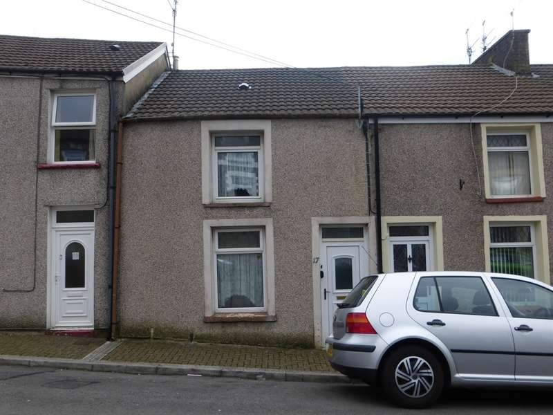2 Bedrooms Terraced House for sale in Foundry Road, Hopkinstown, Pontypridd