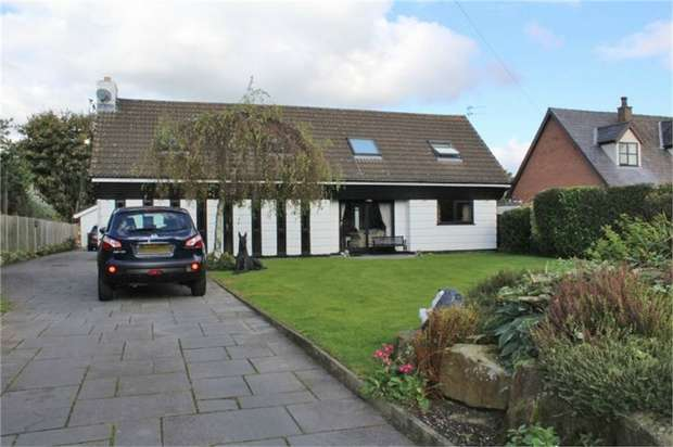 4 Bedrooms Detached Bungalow for sale in Beech Road, Elswick, Preston, Lancashire