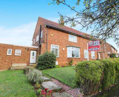 3 Bedrooms Semi Detached House for sale in Mountjoy, Hitchin, Hertfordshire, England