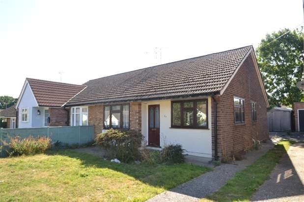2 Bedrooms Bungalow for sale in Arnolds Avenue, Hutton, Brentwood