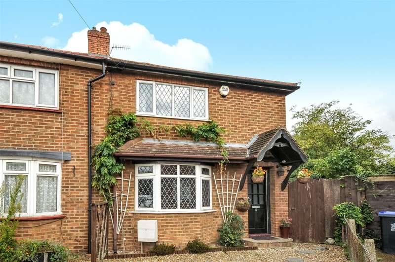 3 Bedrooms Semi Detached House for sale in Denham Close, Denham, Buckinghamshire, UB9