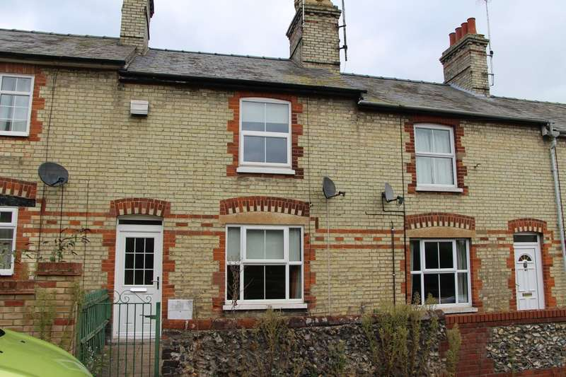 3 Bedrooms Terraced House for sale in Exeter Road, Newmarket