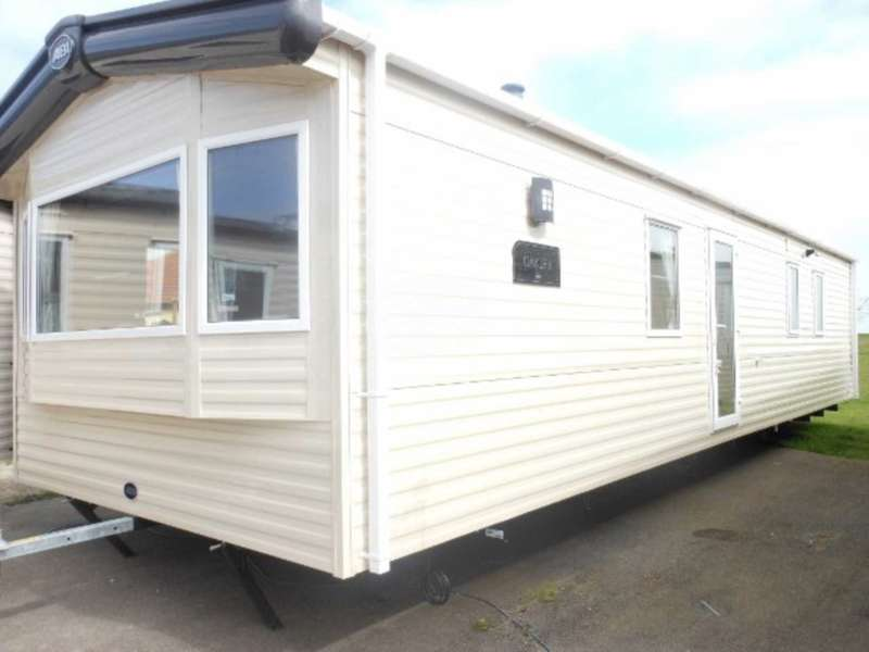 3 Bedrooms Caravan Mobile Home for sale in Broadland Sands Holiday Park, Coast Road, Corton, Lowestoft