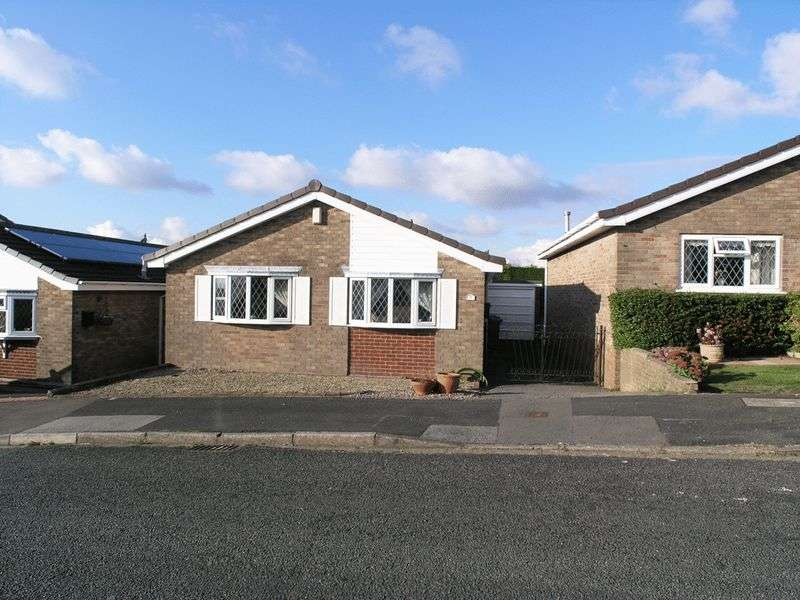 2 Bedrooms Detached Bungalow for sale in TIVIDALE, Birkdale Drive