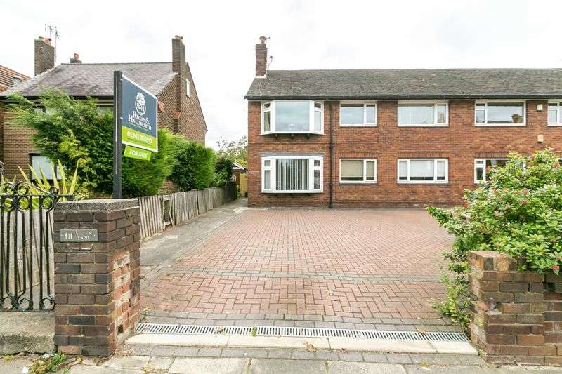 3 Bedrooms Flat for sale in Crawford Place, Wigan Lane, Swinley, WN1 2LR