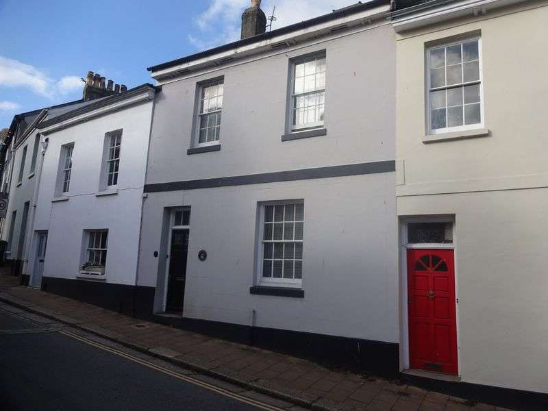 4 Bedrooms Terraced House for sale in Cistern Street, Totnes