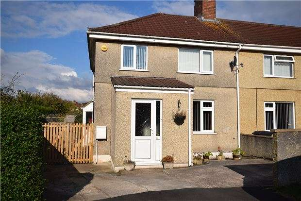 3 Bedrooms Semi Detached House for sale in Frampton Crescent, Fishponds, BRISTOL, BS16 4JD