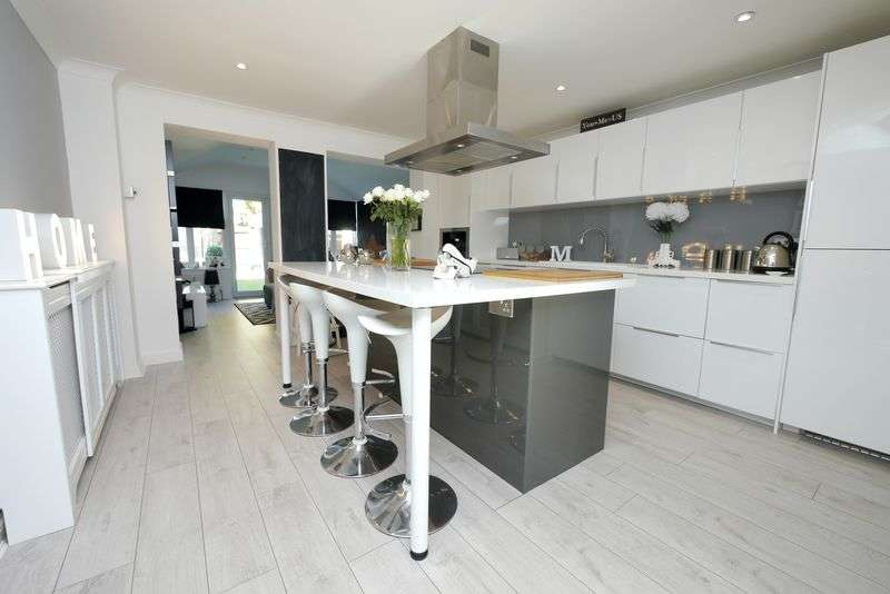2 Bedrooms Terraced House for sale in SWALE DRIVE