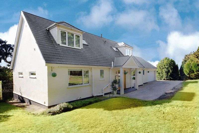 4 Bedrooms Detached House for sale in The Derry, Church Lane, Hambrook, Bristol BS16 1ST