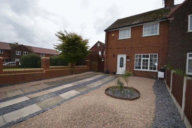 2 Bedrooms Semi Detached House for sale in Keswick Drive, Castleford
