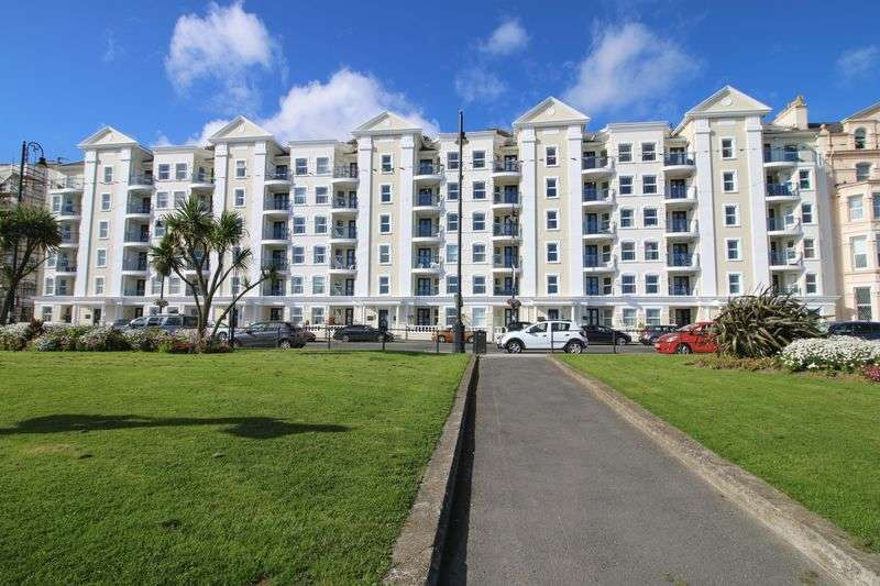 2 Bedrooms Flat for sale in 2 Millenium Court, Queens Promenade, Douglas, IM2 4NN