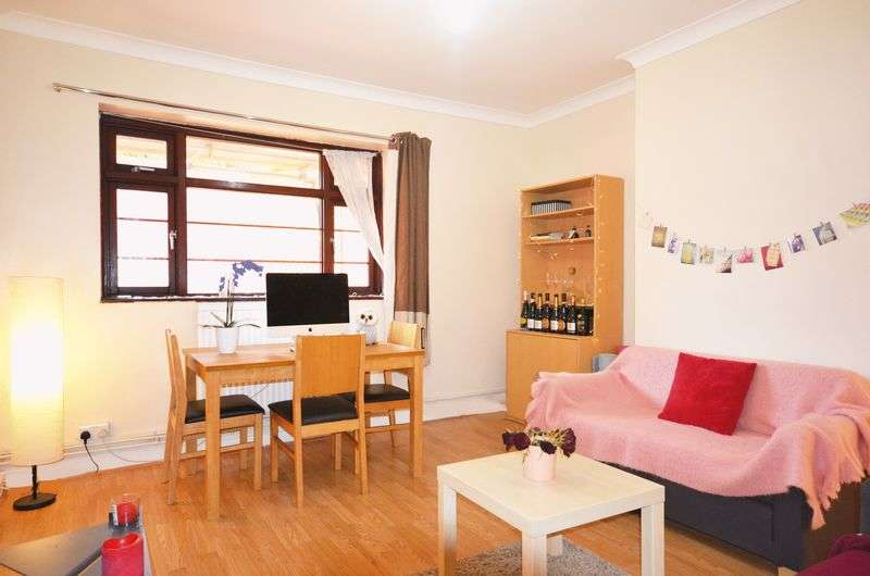 2 Bedrooms Flat for sale in Poynders Gardens, SW4