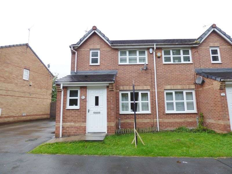 3 Bedrooms Semi Detached House for sale in Harrier Road, Padgate