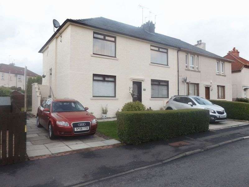 2 Bedrooms Flat for sale in Barshaw Drive, Paisley