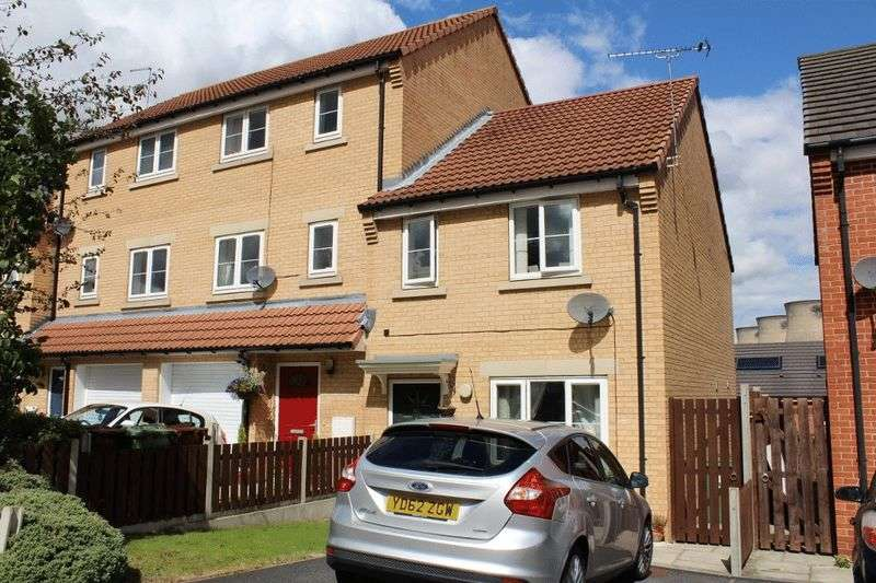 2 Bedrooms House for sale in Wentcliffe Road, Knottingley