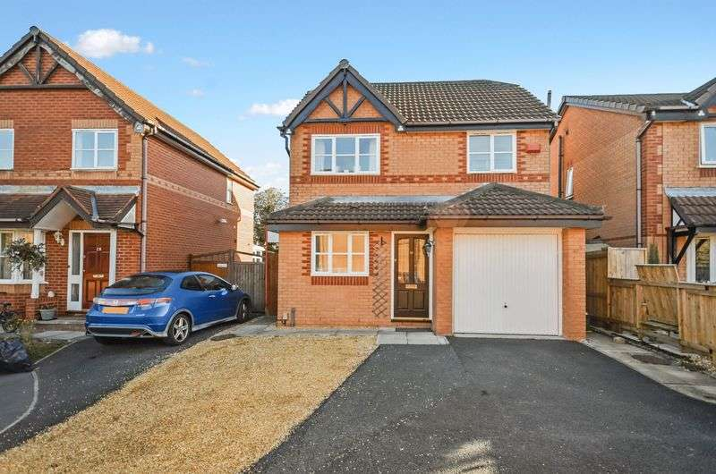 3 Bedrooms Detached House for sale in 26 Skipton Close, Bamber Bridge, Preston, PR5 6HF