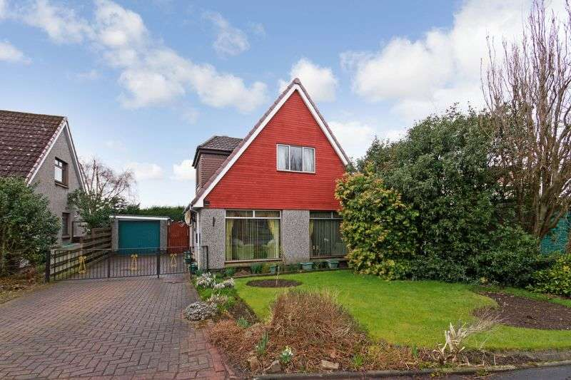 4 Bedrooms Detached House for sale in Drummormie Road, Dunfermline Four Bedroom Detached House