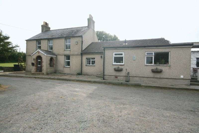 4 Bedrooms Detached House for sale in Caergeiliog, Anglesey