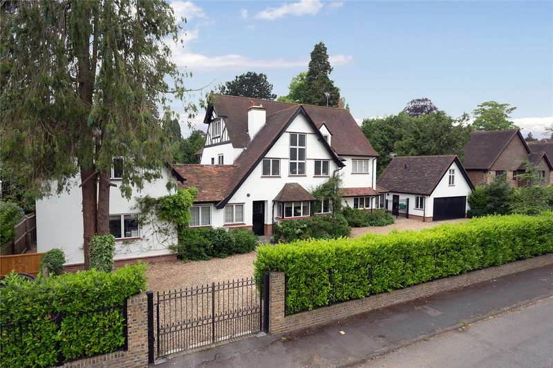 6 Bedrooms Detached House for sale in North Park, Chalfont St. Peter, Gerrards Cross, Buckinghamshire, SL9