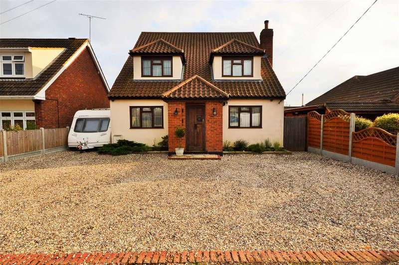 4 Bedrooms Detached House for sale in Grange Road, Wickford