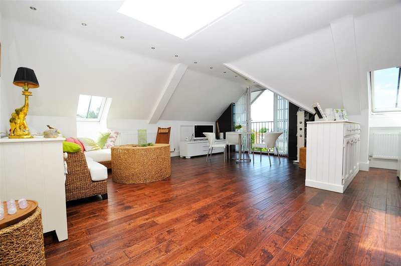 3 Bedrooms Penthouse Flat for sale in Ashley Cross