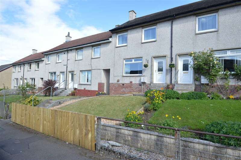 2 Bedrooms Terraced House for sale in Braeside Lane, Blackwood