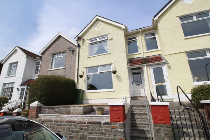 3 Bedrooms Terraced House for sale in Mayfield Road, Pontypridd