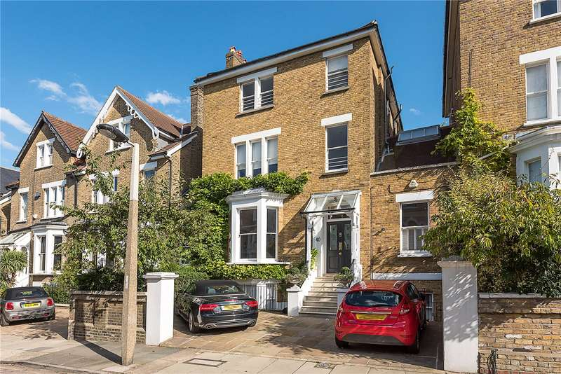 6 Bedrooms Terraced House for sale in Montague Road, Richmond Hill, TW10