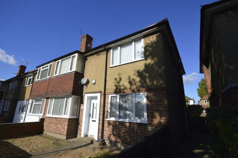 2 Bedrooms Flat for sale in Chertsey Road, Whitton, Twickenham, TW2