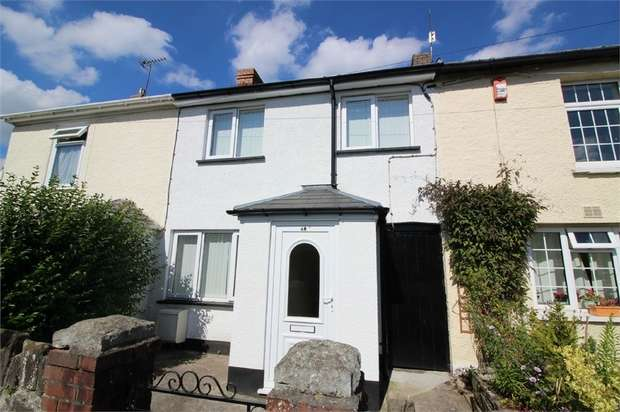 2 Bedrooms Terraced House for sale in 40 Pant Lane, ABERGAVENNY, Monmouthshire