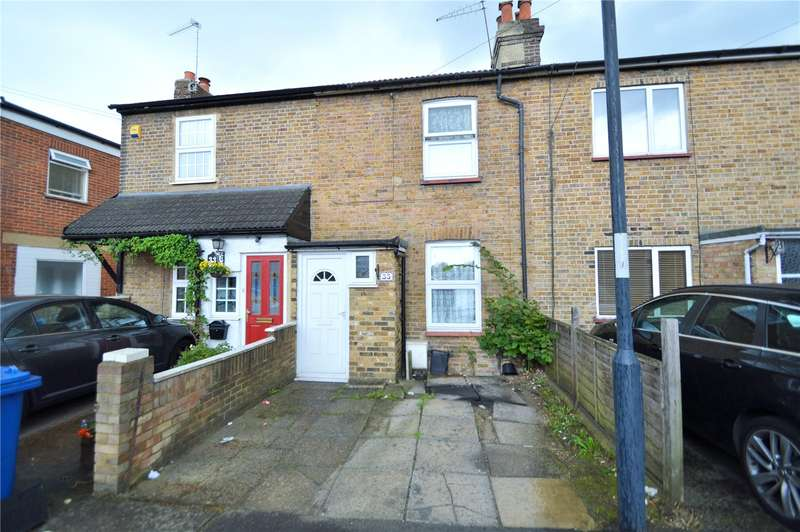 2 Bedrooms Terraced House for sale in Cordwallis Road, Maidenhead, Berkshire, SL6