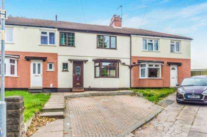 4 Bedrooms Terraced House for sale in Garrington Street, Darlaston, Wednesbury, West Midlands