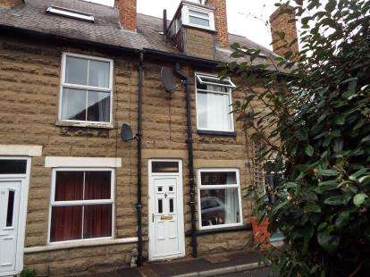 3 Bedrooms Terraced House for sale in Wellington Street, Ripon, North Yorkshire