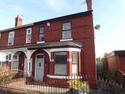 3 Bedrooms End Of Terrace House for sale in Chester Road, Warrington, Cheshire