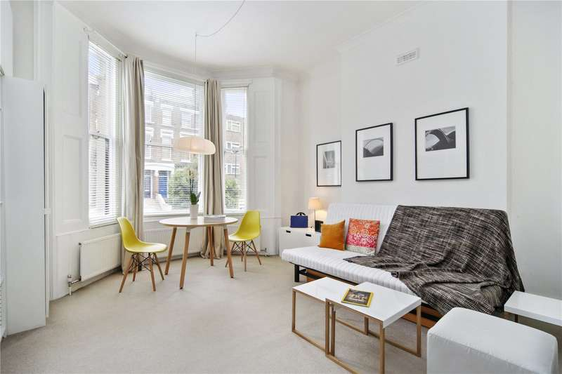 1 Bedroom Ground Flat for sale in Marylands Road, London, W9