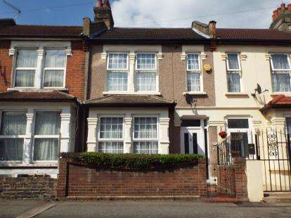 3 Bedrooms Terraced House for sale in Manor Park
