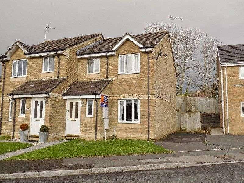 3 Bedrooms Semi Detached House for sale in Mackworth Street, Bridgend, CF31 1LP
