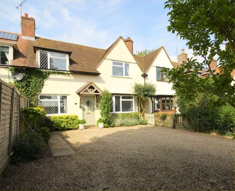 3 Bedrooms Terraced House for sale in Churchfield, Nuffield, Henley-On-Thames, RG9