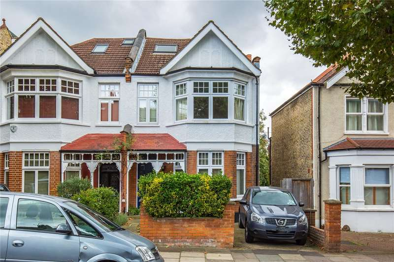 5 Bedrooms Semi Detached House for sale in Redston Road, Crouch End, London, N8