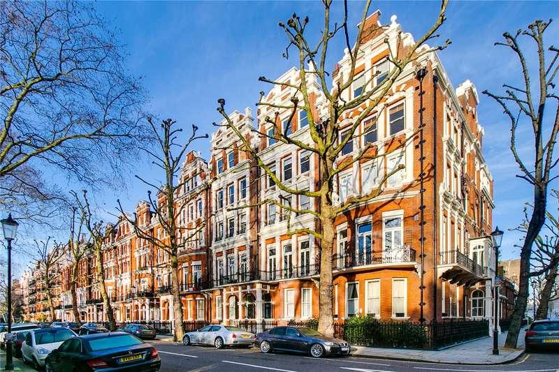 1 Bedroom Flat for sale in Bramham Gardens, London, SW5