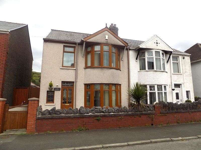 4 Bedrooms Semi Detached House for sale in Salem Road, Cwmavon, Port Talbot, Neath Port Talbot. SA12 9EW