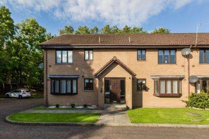 2 Bedrooms Flat for sale in McColgan Place, Ayr