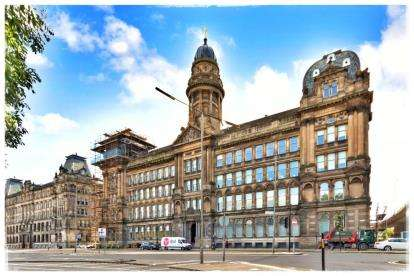 2 Bedrooms Flat for sale in Morrison Street, Tradeston, Glasgow