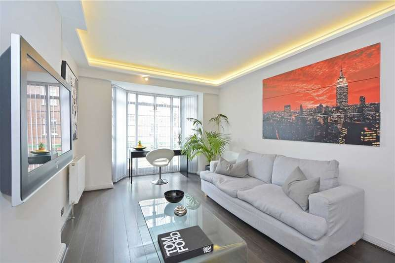 1 Bedroom Flat for sale in Dorset House, London