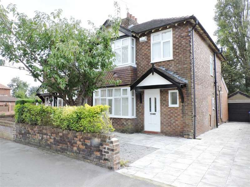 3 Bedrooms Property for sale in Woodlands Drive, Stockport