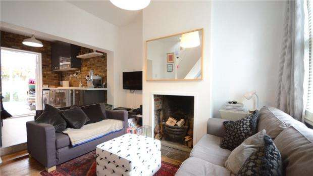 1 Bedroom Terraced House for sale in Clewer Fields, Windsor