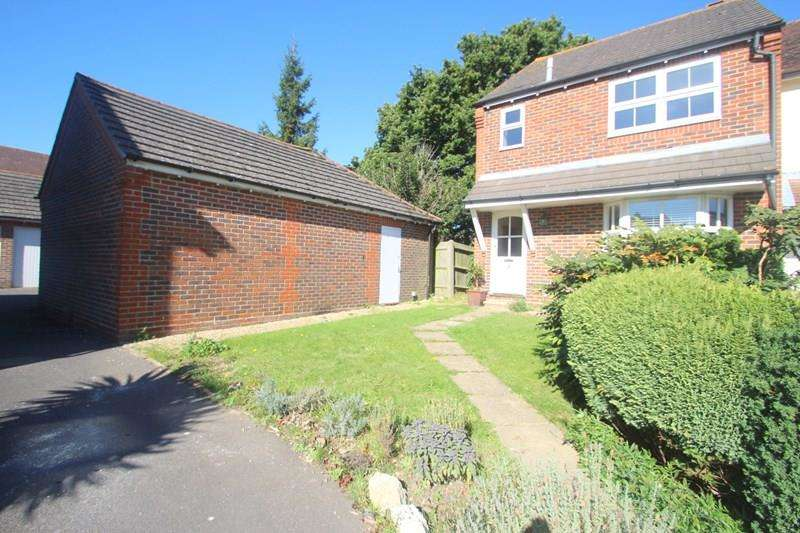 3 Bedrooms End Of Terrace House for sale in The Bartletts, Southampton