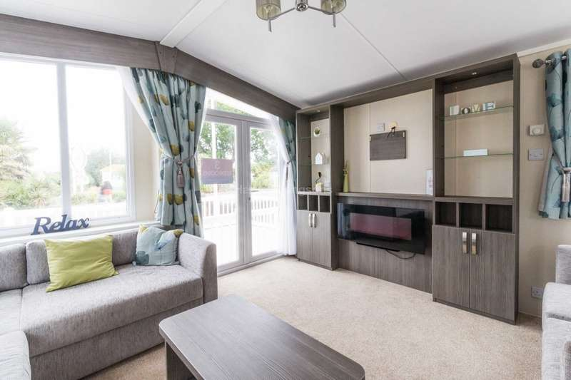 3 Bedrooms Caravan Mobile Home for sale in Dawlish, Devon