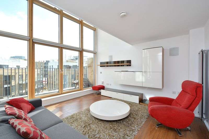 3 Bedrooms Flat for sale in Andersens Wharf, Limehouse, E14