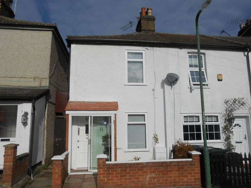 3 Bedrooms Terraced House for sale in Powder Mill Lane, Dartford